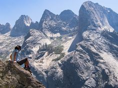 Backpacking the High Sierra Trail in 6 Days  Incl shuttle info