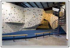 Austin Rock Gym indoor climbing