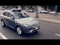 Uber Invests In Driverless-Cars With Deal for 24,000 Volvo XC90s