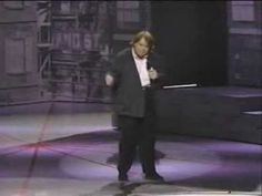"""Comic Relief  """"Louie Anderson"""" Stand Up Comedy"""