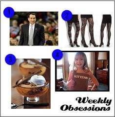 Week 20: Coach K's historic win, Patterned tights, Pumpkin everything, Kittens Inspired by Kittens