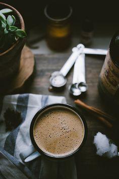 delta-breezes:  Buttered Coffee   Katrina Stewart