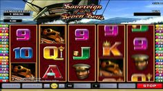 Become the ruler of the seven seas on Sovereign Of The Seven Seas #slotsonline. Sign up at Vegas Paradise with £5 bonus and play now
