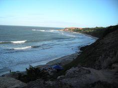 Des vagues très appréciées des surfeurs sur la playa del amor à Pipa Surfers, Ocean Waves, June, Travel