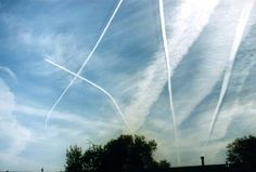NATO silent planes spraying toxic chemtrails — Toxic Metals and ...