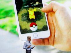 Apple ARKit Pokemon Go
