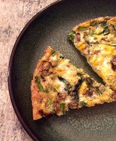 Baked Vegetable Frittata — Eleat Sports Nutrition, LLC