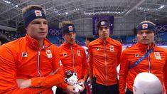 'Afgelopen jaar kwamen we nog weg met minder trainen, nu niet' - Olympische Winterspelen 2018 | NOS