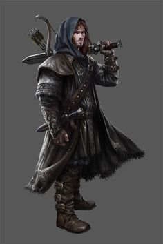 "Concept Art World » The Hobbit: Armies of the Third Age Illustrations by Mike ""Daarken"" Lim"