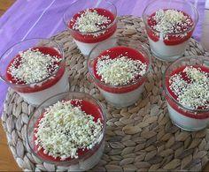 Rezept Spaghetti Eis Dessert Variante von anitab. - Rezept der Kategorie Desserts