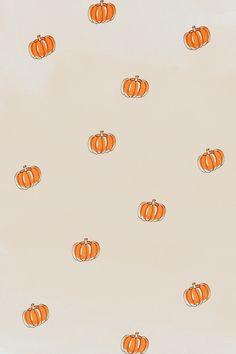 October Wallpaper, Cute Fall Wallpaper, Halloween Wallpaper Iphone, Holiday Wallpaper, Cute Patterns Wallpaper, Halloween Backgrounds, Aesthetic Pastel Wallpaper, Background Patterns, Cute Ipad Wallpaper