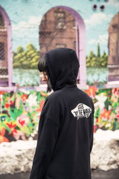 a442f416a3 Cozy up in the OTW Pullover Hoodie. Photo by  Johnny De Guzman Vans Girls