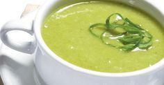 Cantinho Vegetariano: Sopa Light de Couve (vegana)
