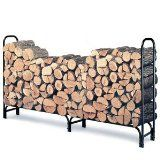 Off Log Rack by Landmann. @ Sturdy and durable, Landmann's firewood racks are made from tubular steel with a black weatherproof powdercoat finish. firewood stacked and off the ground. Indoor Firewood Rack, Firewood Holder, Firewood Logs, Firewood Storage, Log Holder Fireplace, Fireplace Logs, Fireplaces, Fireplace Outdoor, Outdoor Fire