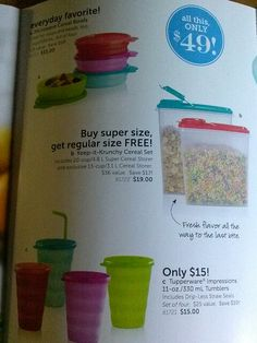 Must haves for breakfast time www.mytupperware.com/missweyand