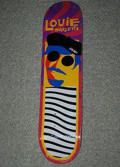 Enjoi • Louie Barletta Skateboard Deck