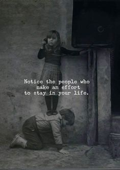 """Quotes Discover 101 Amazing Quotes about Best Friends """"Notice the people who make an effort to stay in your life. Wisdom Quotes, True Quotes, Words Quotes, Motivational Quotes, Inspirational Quotes, Sayings, Qoutes, Loner Quotes, Poetry Quotes"""