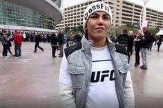 """Jéssica 'Bate-Estaca' desafia Carla Esparza: """"Acho que ela não quer ser lutadora"""" - http://anoticiadodia.com/jessica-bate-estaca-desafia-carla-esparza-acho-que-ela-nao-quer-ser-lutadora/"""