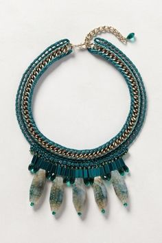 Agate Fringe Necklace, What do you think of this trend? http://keep.com/agate-fringe-necklace-by-hannah_joseph/k/z7lxEmABMD/