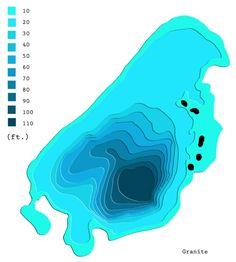 Granite Lake Topography