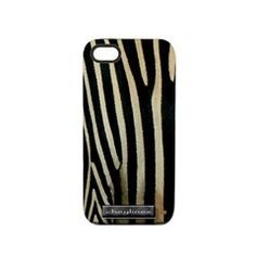 Zebra iPhone 5 Tough Case.  See MANY more iPhone 5 Tough Cases by clicking this link   http://www.cafepress.com/cheylines/10430599