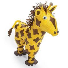 Soda Bottle Spotted Giraffe