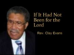 Rev. Clay Evans. The first person to ever bring the word of GOD to me. This is the person that I hold near and dear to me like a uncle watch me grow up my first 18 years at FMBC