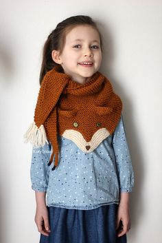 Ravelry: Project Gallery for FOX trot pattern by Ekaterina Blanchard