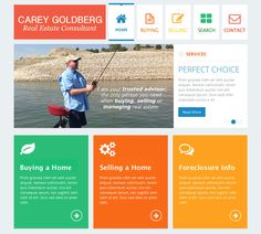 Working on new #WordPress #website for #ColoradoSprings #realtor http://www.720media.com/services/web-design/