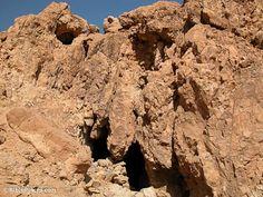 Qumran Caves (BiblePlaces.com) – BiblePlaces.com