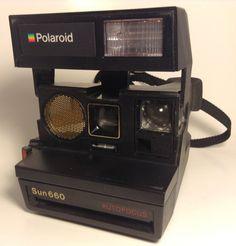 Polaroid Sun 660 Auto Focus Instant Camera by TroutsAntiques, $20.00