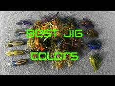 Bass Jigs Simplified to Catch More Fish - YouTube