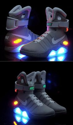 18d894c6a7ac0 Back To The Future Shoes  thistookmymoney. JKL Footwear · Mens Fashionable  Sneakers
