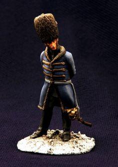 Французский генерал Лепик - 1812  ММС