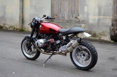 "BMW R 1200 R ""STREET-TRACKER"" - MOTORIEEP"