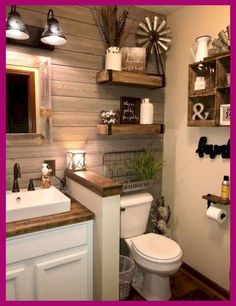 25 Awesome Master Bathroom Ideas For Home. If you are looking for Master Bathroom Ideas For Home, You come to the right place. Below are the Master Bathroom Ideas For Home. This post about Master Bat. Bathroom Small, Bathroom Storage, Bathroom Organization, Simple Bathroom, Barn Bathroom, Bathroom Vanities, Bathroom Cabinets, Remodel Bathroom, Design Bathroom
