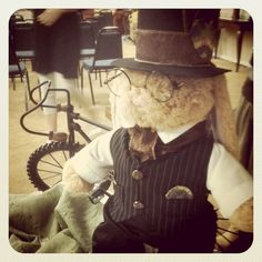 Steampunk baby shower by chaselayman, via Flickr