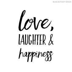 Wishing you love, laughter and happiness for the remainder of your week 😊