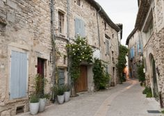 There are so many beautiful villages in France and everyone has their favourite, but we want to know yours! Tell us your favourite French village and why you love it so much Buying Property In France, Provence France, French Property, Sell Your House Fast, Rhone, Tuscany, Places Ive Been, Real Estate, Explore