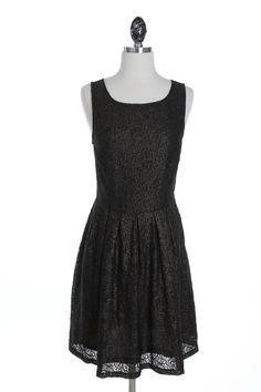 Fancy Little Black Dress