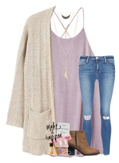 """""""I'm lonely and scared"""" by lindsaygreys ❤ liked on Polyvore featuring H&M, Frame, MANGO, Charlotte Russe, Michael Kors, Too Faced Cosmetics, Kendra Scott, Byredo and Acqua di Parma"""