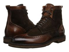 To Boot New York Colgate. Brogue boots really are hitting hard. And these are my favorites so far!