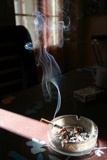 Une lueur d'espoir : jetez votre cigarette !