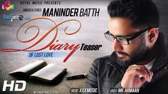 DIARY of Lost Love - Maninder Batth - HD Punjabi Video -Download it at http://badjatt.com/.