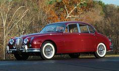 1962 Jaguar Mark 2 3.8 Saloon  Photo by: RM Auctions
