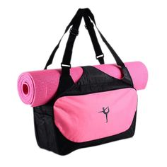 yoga Mat Not Including Hot Multifunctional Yoga Bag Gym Mat Bag Yoga Backpack Waterproof Yoga Pilates Mat Case Bag Carriers Warm And Windproof