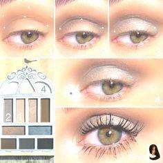 Looks smokey Today's look using the Pretty Vulgar Nightingale Smokey Eyeshadow Palette . Today's look using the Pretty Vulgar Nightingale Smokey Eyeshadow Palette Hide & Seek- transition shade Darkside- crease Smokey Eyeshadow Palette, Dress Models, Nightingale, Pretty, Hair, Strengthen Hair