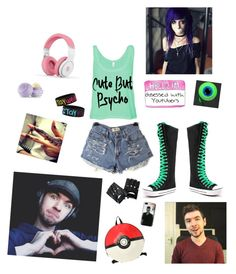 """JackSepticEye's Girl"" by spirit-ninja on Polyvore featuring BLVD Supply and Eos"