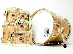 gold hardware drum sets - Google Search