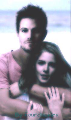 Arrow Olicity #Olicity #Arrow Oliver & Felicity Queen